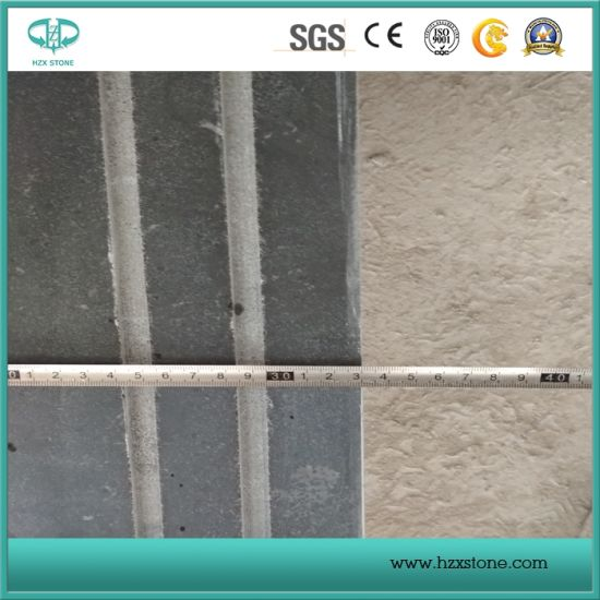 Honed Bluestone/Blue Limestone Tile for Flooring/Paving/Wall/Statue/Steps/Stairs pictures & photos