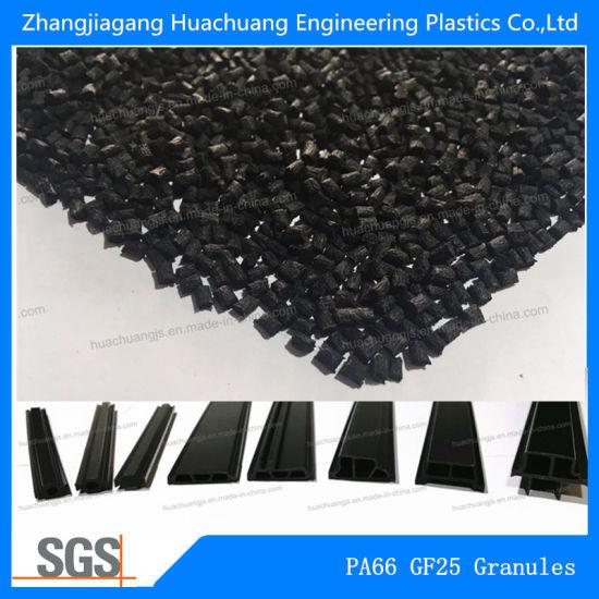 High Quality PA66 GF25 Plastic Material
