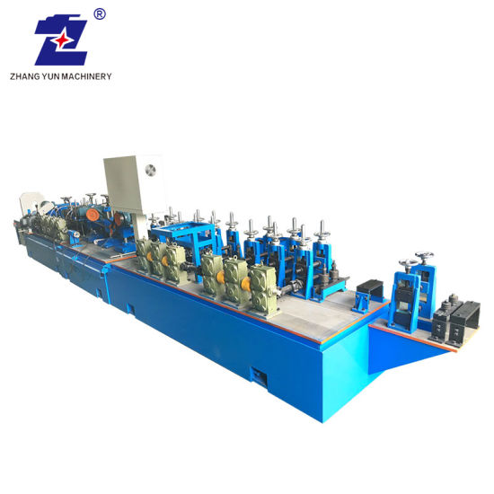Golden Supplier Stainless Steel Pipe Making Production Line