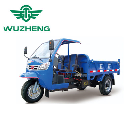 WUZHENG New Diesel Right Hand Drive Three Wheel Truck for Sale pictures & photos