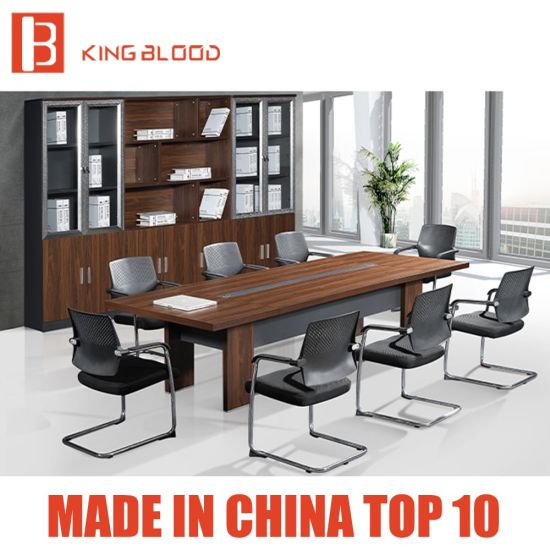 Hot Item Modern Conference Furniture Office Long Meeting Table