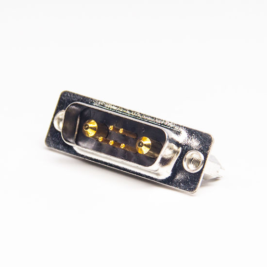 High Density D-SUB 7W2 PCB Mount Connector