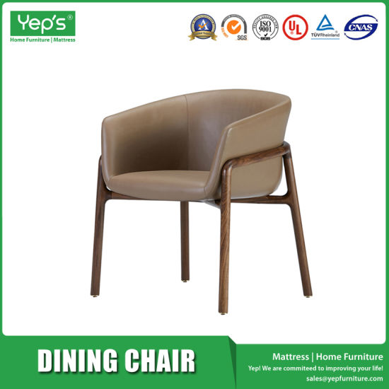 low back leather dining chairs dining room low back leather dining chair with walnut solid wood legs china