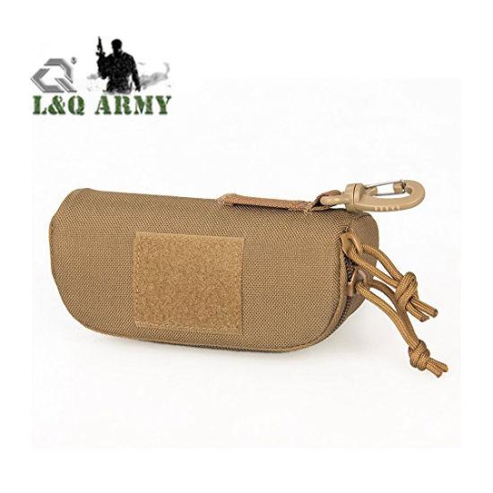 Tactical Molle Outdoor Portable Anti-Shock Sunglasses Case
