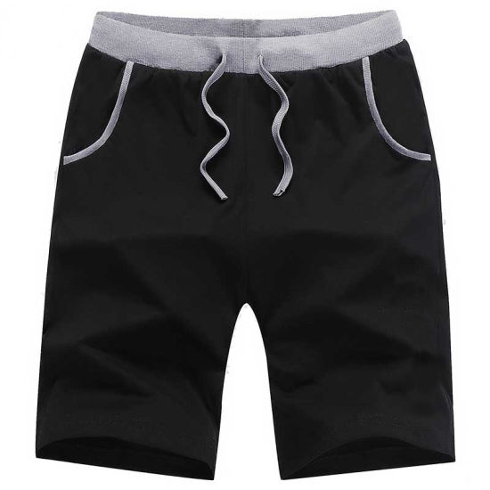Men's Pants Sports Shorts Summer Casual Loose Trousers Beach Pants