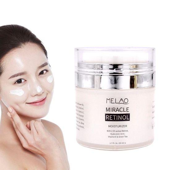 Best Natural Vitamin C Retinol Moisturizer Face Cream 1.7oz