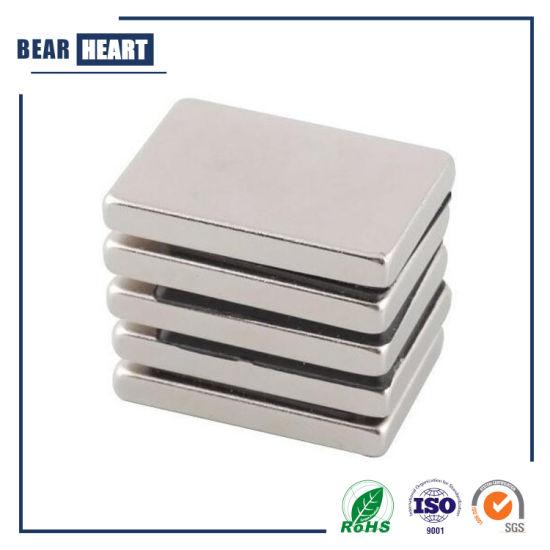 Cheap Block N35 Powerful Neodymium Magnet Wholesale