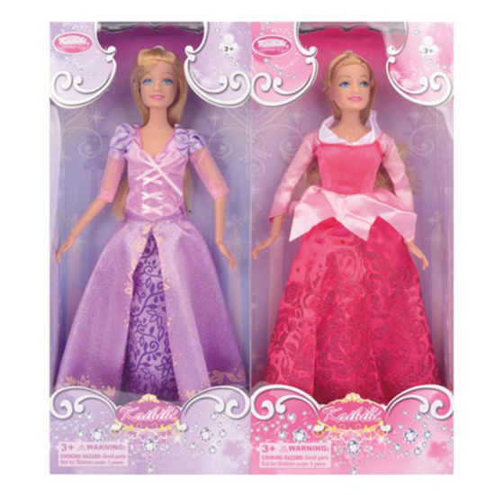 Wholesale 11.5 Inch Fashion Plastic Toy Doll (10226293)