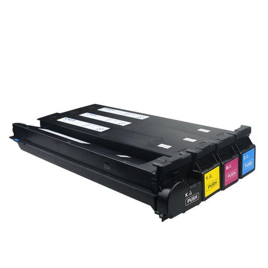 Tn214 Compatible Color Toner Cartridge for Konica Minolta Bizhub C200 C210