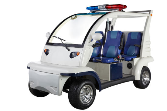 Eg6043p Electric Vehicle Passenger Car Personal Carrier
