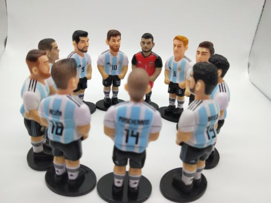 Lovely Football Player Figures for Promotion Soccer Figures pictures & photos