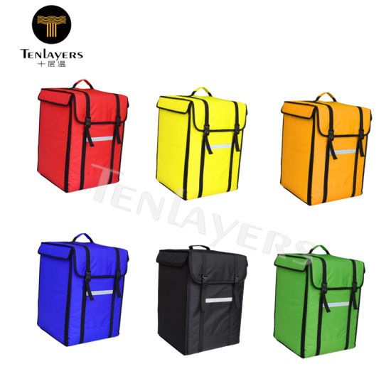 Waterproof Pizza Food Restaurant Equipment Delivery Thermal Bag pictures & photos