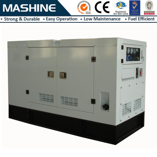 [Hot Item] 3 Phase 220V 30kVA Generator Price for Home Use