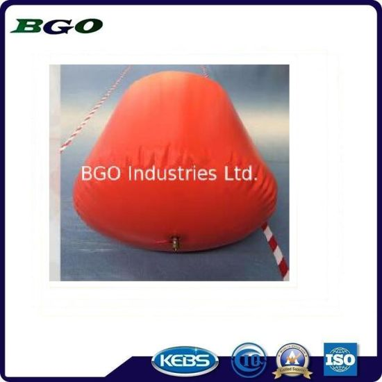 Flexible PVC Red Methane Storage Tank with TPU Tarpaulin pictures & photos