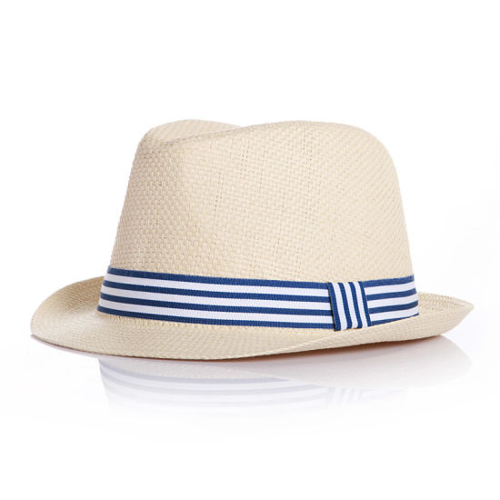 BSCI Audit Children Paper Bucket Summer Fashion Kids Straw Hat. Get Latest  Price 376d4ffbc439