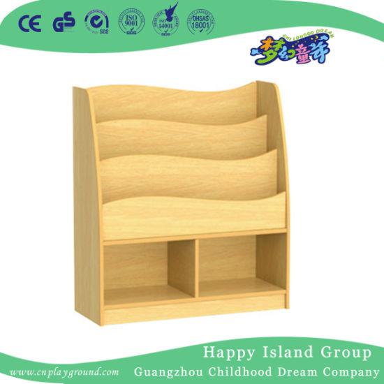 Sensational Kindergarten Indoor Library Wooden Bookshelf For Kids Hj 4303 Ibusinesslaw Wood Chair Design Ideas Ibusinesslaworg