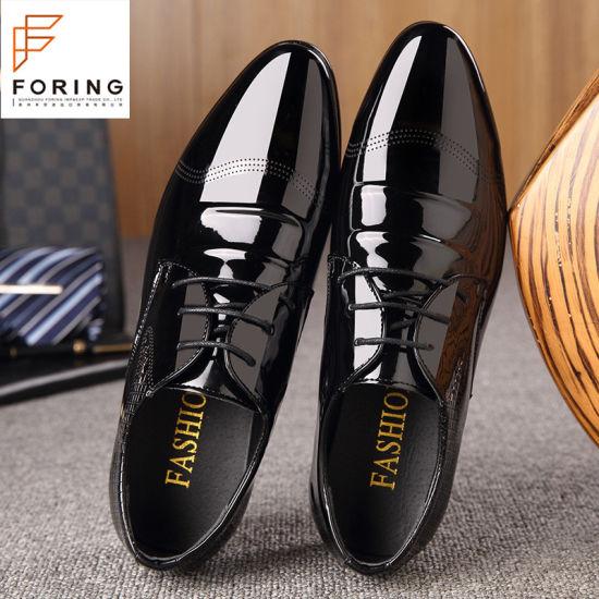 Design Leather Formal Dress Shoes