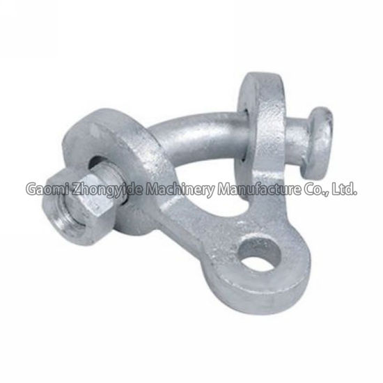Precision Cast Steel for Trailer Hook Towing Hook/ Truck Towing Parts