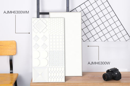 New Design Digital Exterior Bathroom Ceramic Wall Tiles (MH6300) pictures & photos