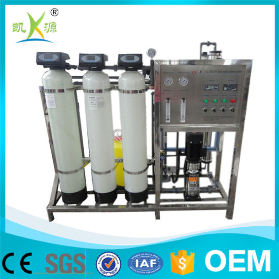 eeb632f2e70 250lph RO Plant Inverse Osmosis Water Treatment Machine pictures   photos