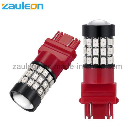 Car LED Tail Light 3157 P27/7W 3156 P27W LED for Auto Brake Light Tail Lamp