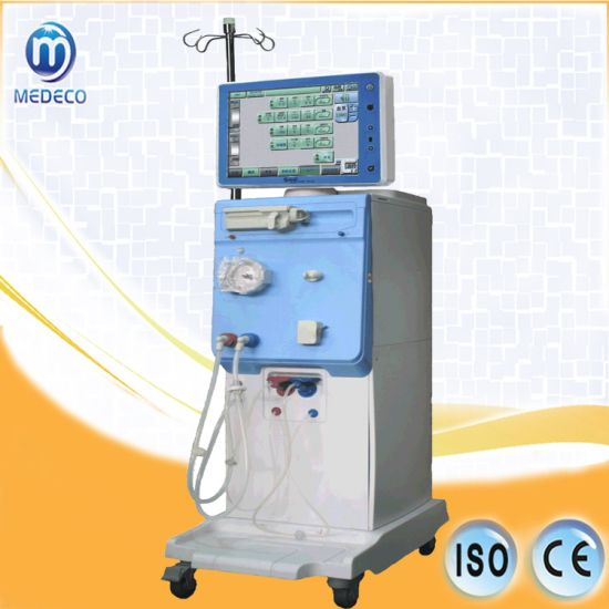 Multrifunction Medical Hemodialysis Dialysis Equipment Used for Chronic Renal Failure Me-6000A pictures & photos