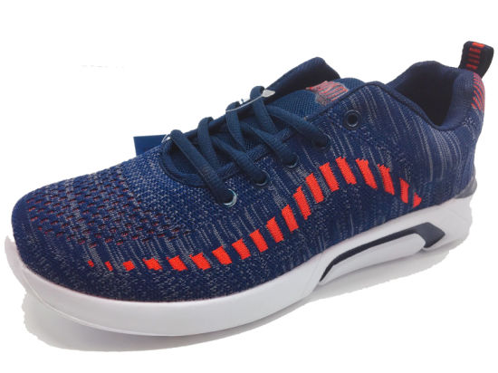 Hotsale Flyknit Fashion Casual Sneaker Outdoor Sport Running Shoes