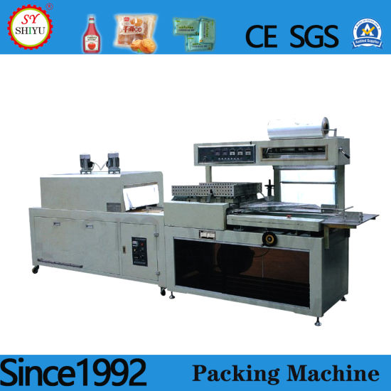 Automatic Computer Heat Shrinkable Special Shape Bag Packing Machine