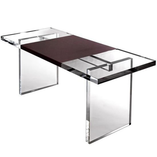 Hot Acrylic Office Desk Furniture