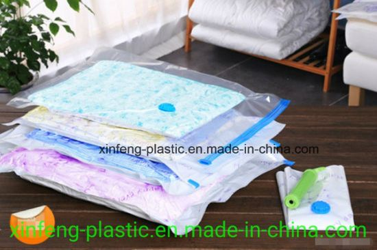 China Small Roll Up Travelling Vacuum Compressed Bag E