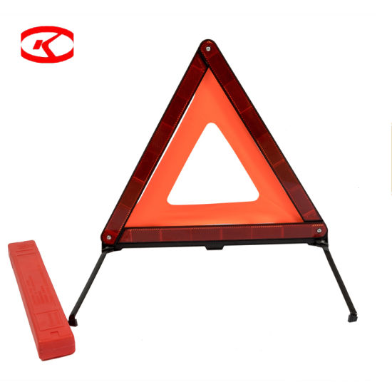 Reflective Triangle Universal E27 Vehicle Road Roadside Equipments Driver Emergency Sign Tools Car Emergency Kits
