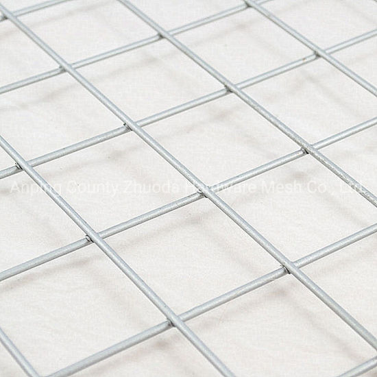 Amazon Ebay Choice Durable Welded Concrete Wire Mesh Sheet for Construction (WMS) pictures & photos