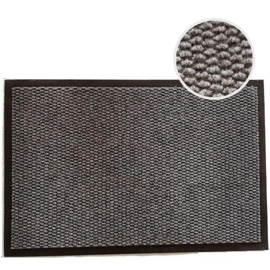 Factory Wholesale Anti Slip Double Stripe and Pineapple Door PVC Floor Mat