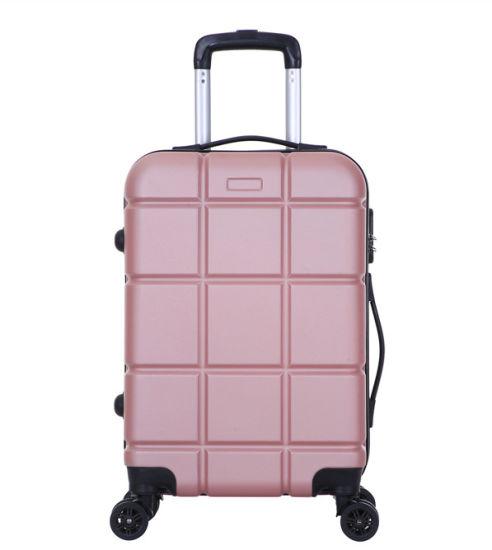"""2019 Luggage Bag Travel Luggage Trolley ABS 20""""24""""28"""" 3 Set Luggage Xha160"""