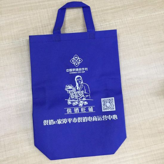 Eco-Friendly Biodegradable Non Woven Carry Shopping Bag pictures & photos