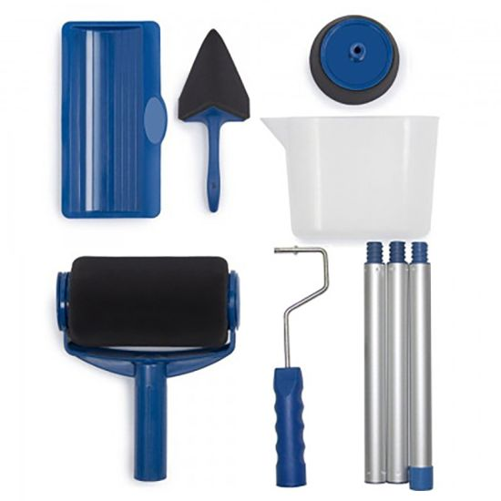 Long Handle Paint Brush Roller Set pictures & photos