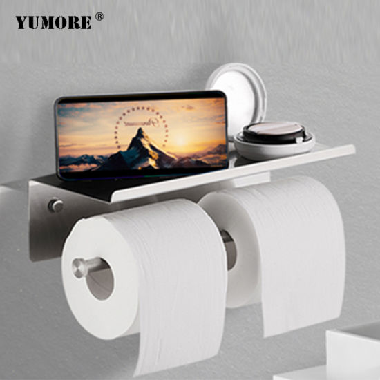 Modern Handmade Luxury Pretty Upright Stainless Steel Wall Mounted Antique Best Toilet Paper Holder