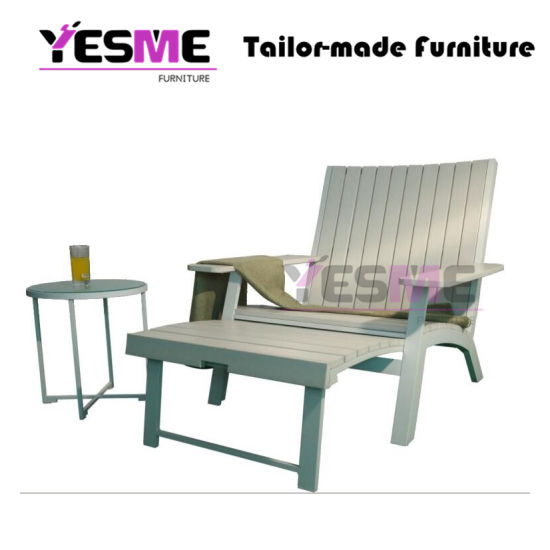 Pleasant China Outdoor Aluminum Polywood Beach Hotel Sun Chaise Short Links Chair Design For Home Short Linksinfo