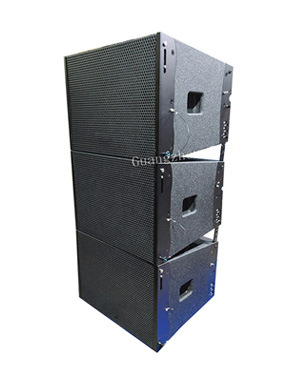 Audio Speaker Dual 15-Inch 2-Way Full Frequency DSP Active Line Array Speaker