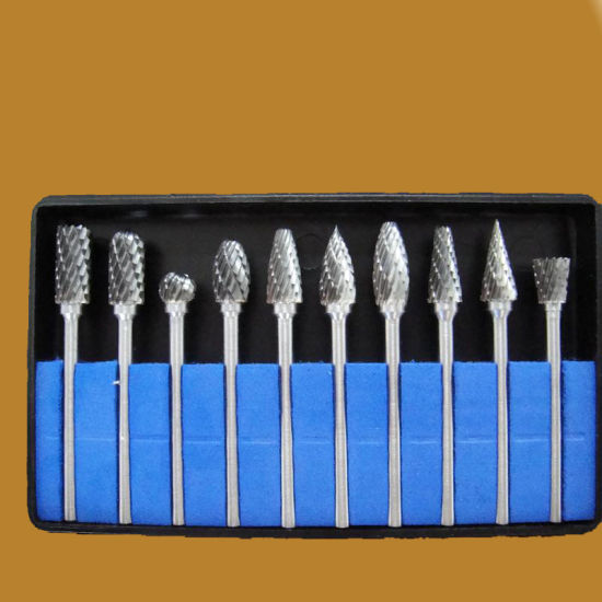 Dentistry Steel Tungsten Carbide Burs Dental Lab Equipment