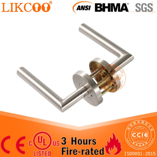 New Design Stainless Steel Door Handle (TH004A) pictures & photos