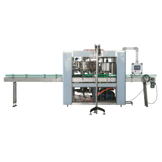 12000cph 16oz Aluminum Can Water Juice Carbonated Soft Drink Craft Beer Canning Machine