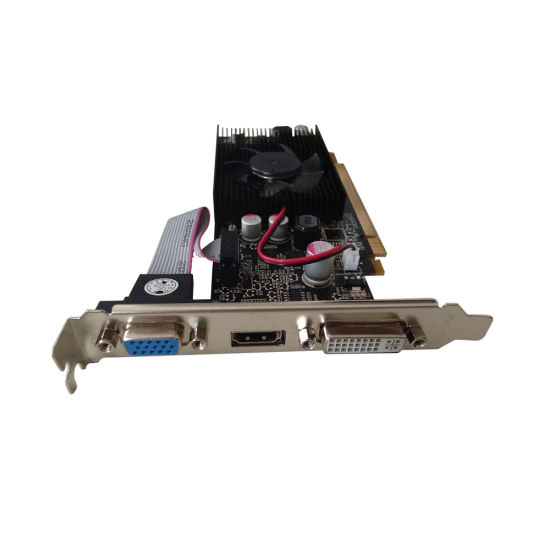 Top Sales Video Card PC GF Gt610 with 2GB 64bit