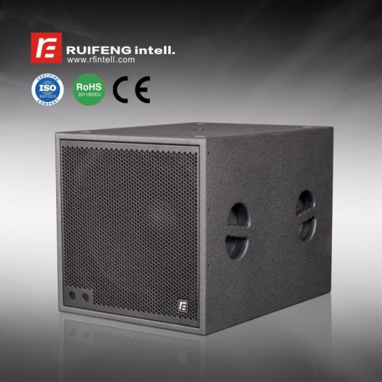 Powered Concert Theater High Performance PA System High Power Sub Bass