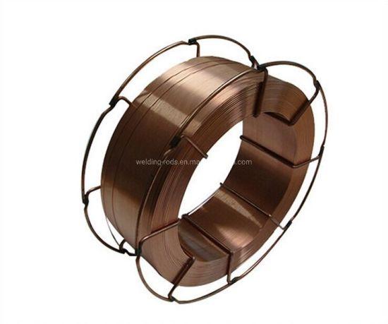 China El 12 Submerged Arc Welding Wire China Copper Wire Copper Welding Wire