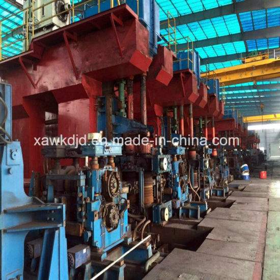 Tmt Bar Rough Mill pictures & photos