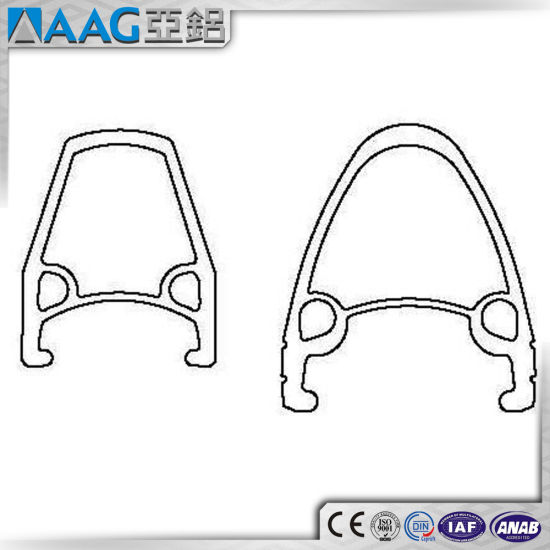 Top Quality Aluminum Pit Bike Frame pictures & photos