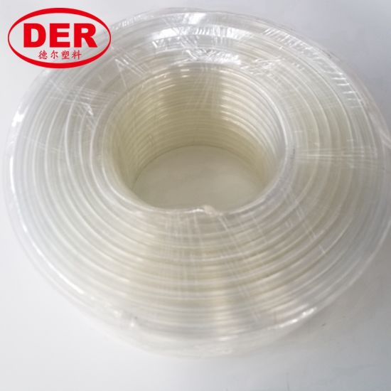 Factory Flexible PVC Plastic Transparent/Clear Water Hose pictures & photos