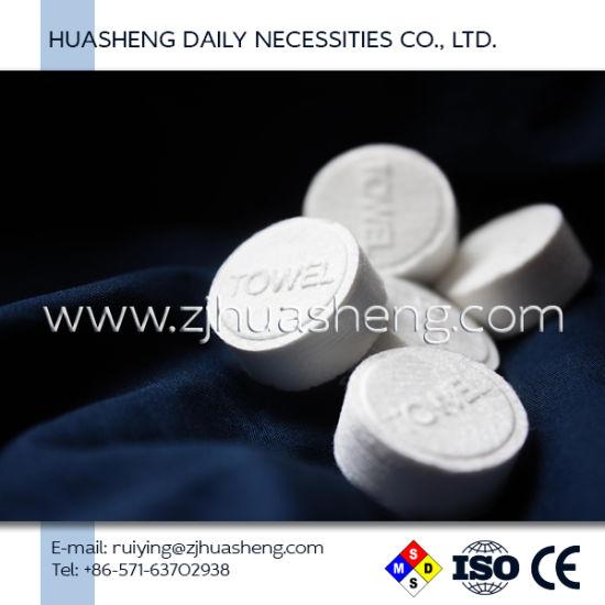 Tablet Compressed Napkin