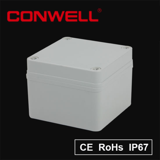 Ip67 Abs Plastic Outdoor Electrical Box